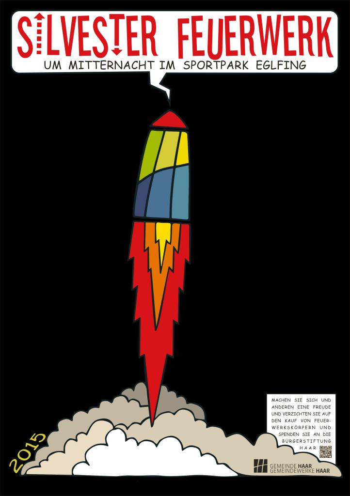 GemeindeHaar_Silvester_2015_Poster_rakete_druck