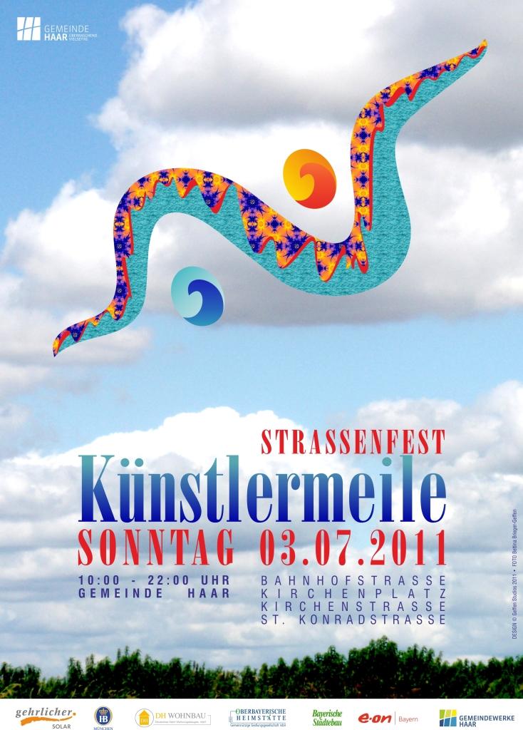 Kuenstlermeile_Plakat_2011